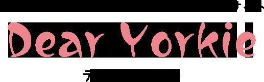 ヨークシャーテリア専門ブリーダーとヨーキー子犬紹介サイト ディアヨーキー